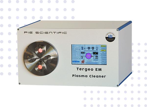 SEM, TEM plasma cleaner