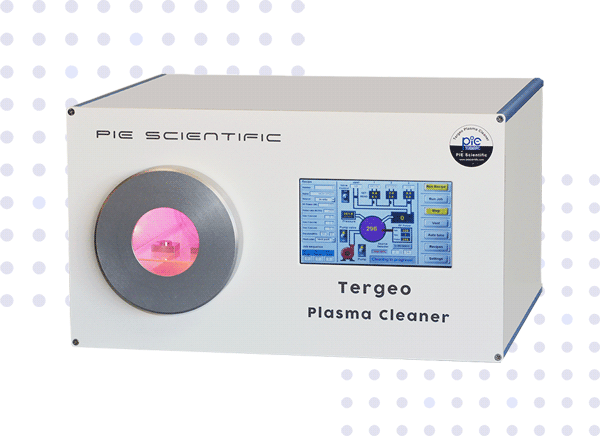 Laboratory plasma cleaner